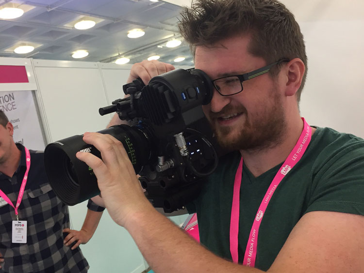 media production show report